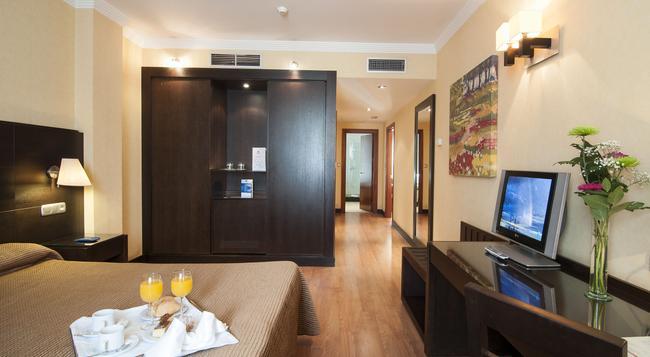 Occidental Granada - Granada - Bedroom