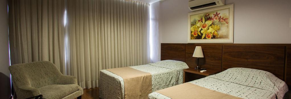 Gallant Hotel - Rio de Janeiro - Bedroom
