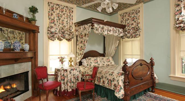 Noble Inns Jackson House - San Antonio - Bedroom