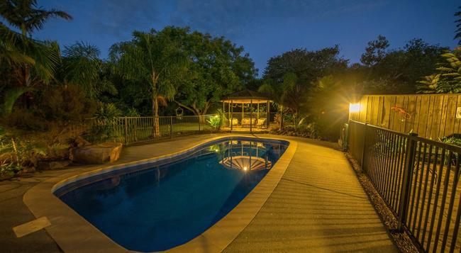 Kauri Park Motel - Kerikeri - Pool