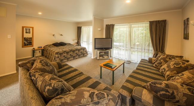 Kauri Park Motel - Kerikeri - Bedroom