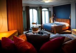 Amfitriti Palazzo - Nafplio - Bedroom