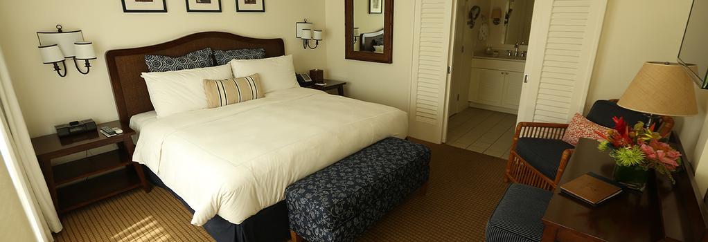 The Pavilion Hotel - Avalon - Bedroom