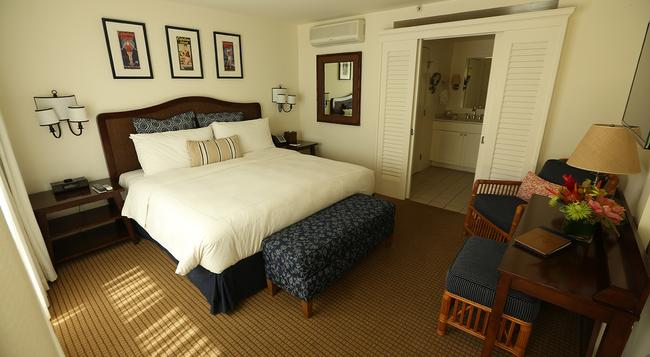 The Pavilion Hotel - Avalon - Bedroom