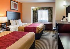 Econo Lodge Inn & Suites - Natchitoches - Bedroom