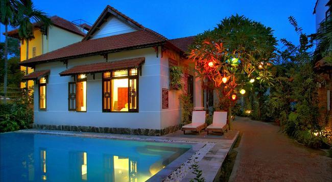 The Hoi An Orchid Garden Villas - Hoi An - Building