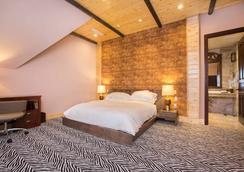 Payne Mansion Hotel - San Francisco - Bedroom