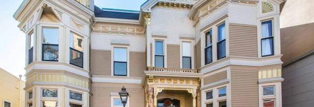Payne Mansion Hotel - San Francisco - Building
