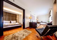 Continental Hotel Budapest - Budapest - Bedroom