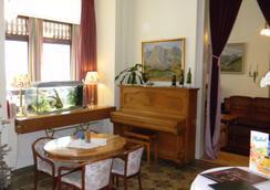 Hotel Edelweiss - Engelberg - Lounge