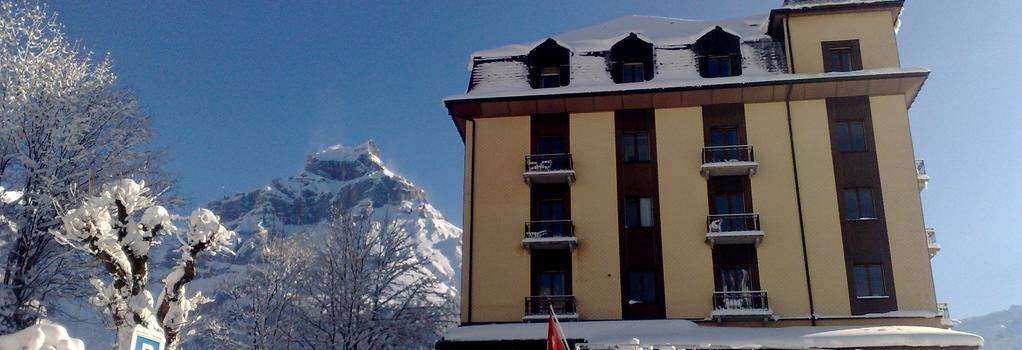Hotel Edelweiss - Engelberg - Building