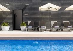 Ilunion Atrium - Madrid - Pool