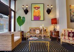 CasaBlanca Hotel - San Juan - Lobby