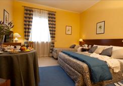 Hotel Victor - Rome - Bedroom