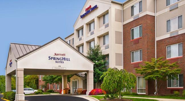 SpringHill Suites Herndon Reston - Herndon - Building
