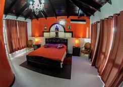 Hotel Buddha Villa - San Andrés - Bedroom