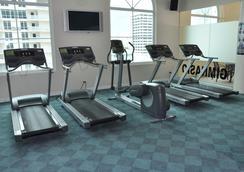 Veneto Hotel & Casino - Panama City - Gym