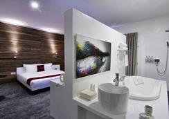 Le Blanc Boutique Hotel - Phnom Penh - Bedroom