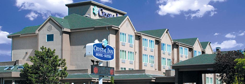 Crystal Inn Hotel & Suites - Salt Lake City - Salt Lake City - Building
