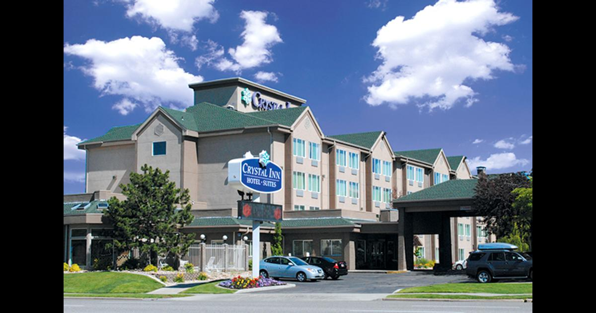 Crystal Inn Hotel And Suites Salt Lake City
