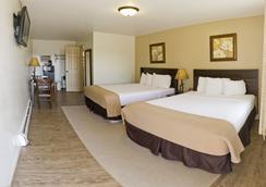 Sunset Lodge Escanaba - Escanaba - Bedroom