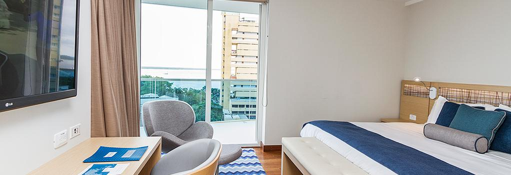 Cosmos Pacifico Hotel - Buenaventura - Bedroom
