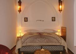 Riad Dar Alhambra - Marrakesh - Bedroom