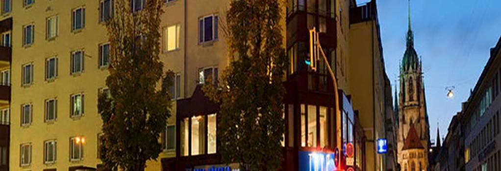 Tryp Munchen City Center - Munich - Building