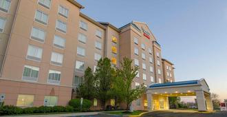 Fairfield Inn and Suites by Marriott Newark Liberty International Airport - Newark - Building
