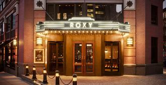 The Roxy Hotel Tribeca - New York - Building