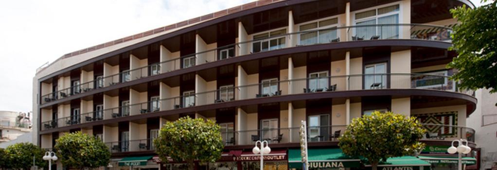 Delfin Hotel - Tossa de Mar - Building