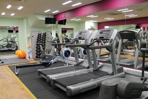Strand Palace Hotel - London - Gym