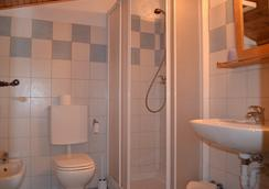 Hotel Funivia - Courmayeur - Bathroom