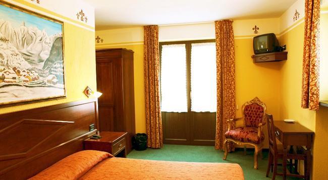 Stella del Nord - Courmayeur - Bedroom