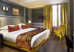 Hotel & Spa La Belle Juliette - Paris - Bedroom