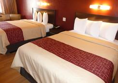 Red Roof Inn Grand Junction - Grand Junction - Bedroom