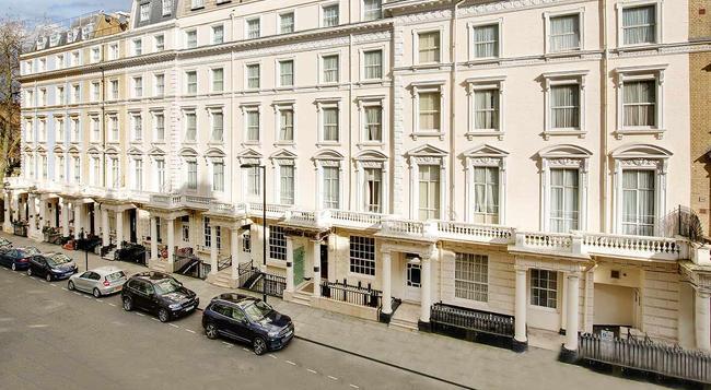Queens Park Hotel - London - Building