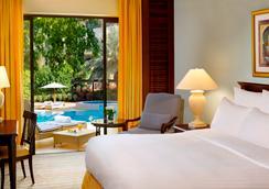 Jordan Valley Marriott Resort and Spa - Sweimeh - Bedroom