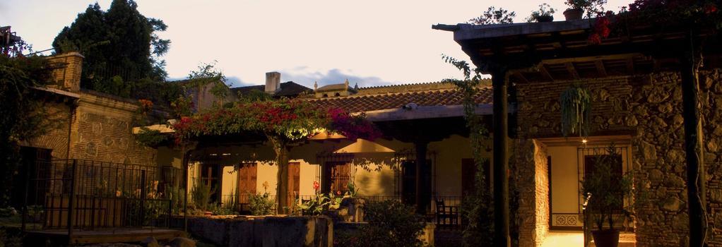 Hotel Posada de Don Rodrigo Antigua - Antigua - Building