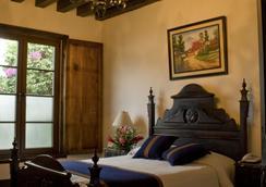 Hotel Posada de Don Rodrigo Antigua - Antigua - Bathroom