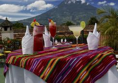 Hotel Posada de Don Rodrigo Antigua - Antigua - Restaurant