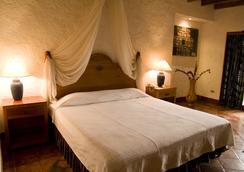 Posada de Don Rodrigo Panajachel - Panajachel - Bedroom
