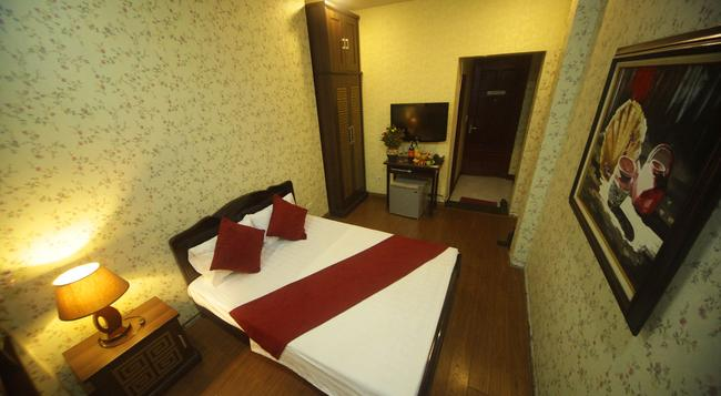 Hanoi Friends Hostel - Hanoi - Bedroom