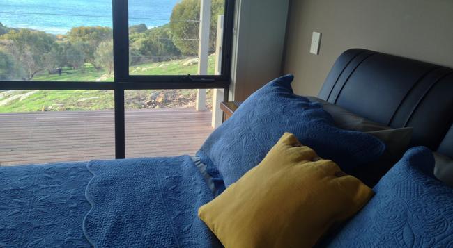 Sea Dragon Lodge - Penneshaw - Bedroom