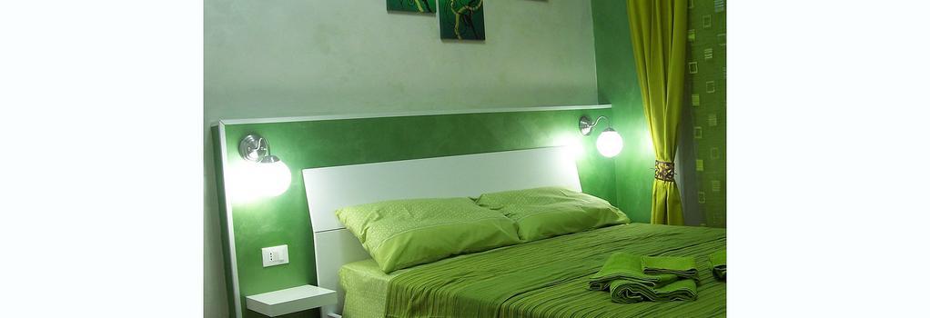 Romatic - Rome - Bedroom