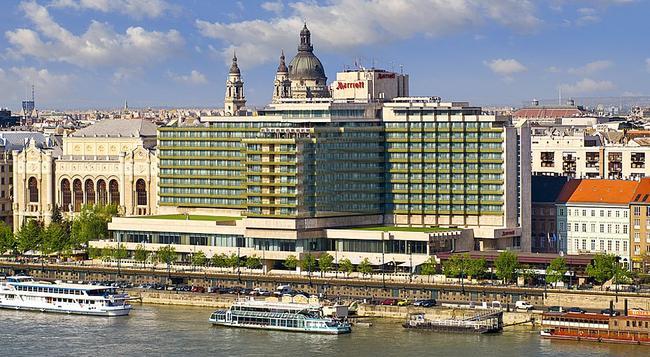 Budapest Marriott Hotel - Budapest - Building