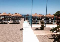 Hotel Roc Costa Park - Torremolinos - Beach