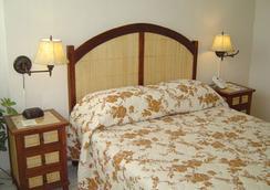 Castle Waikiki Grand Hotel - Honolulu - Bedroom