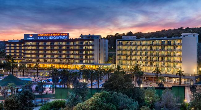 Aparthotel Costa Encantada - Lloret de Mar - Building