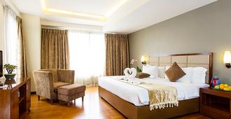 Armada Hotel - Manila - Bedroom